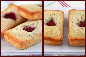 Les financiers gateau