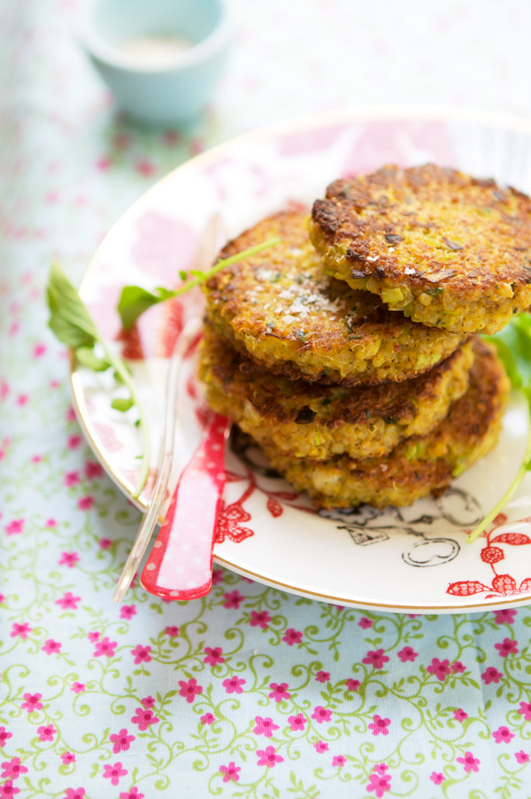 quinoa patties gluten free